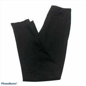 Tommy Hilfiger Black High Waisted Pant Sz 8